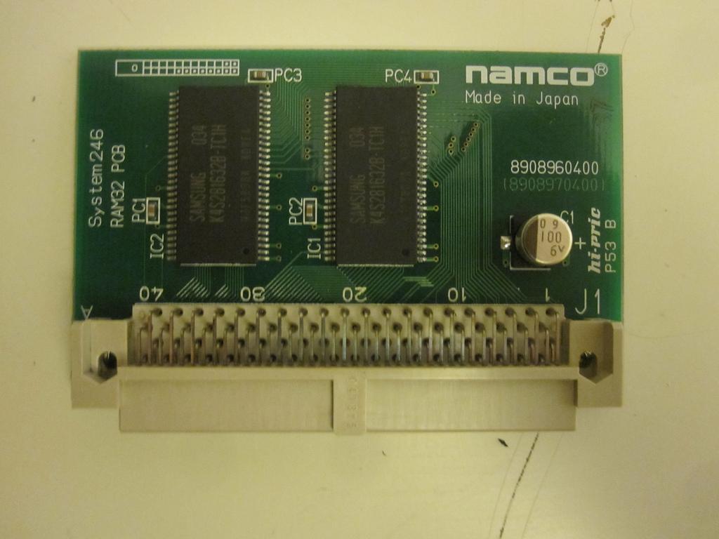 namco system 11 bios