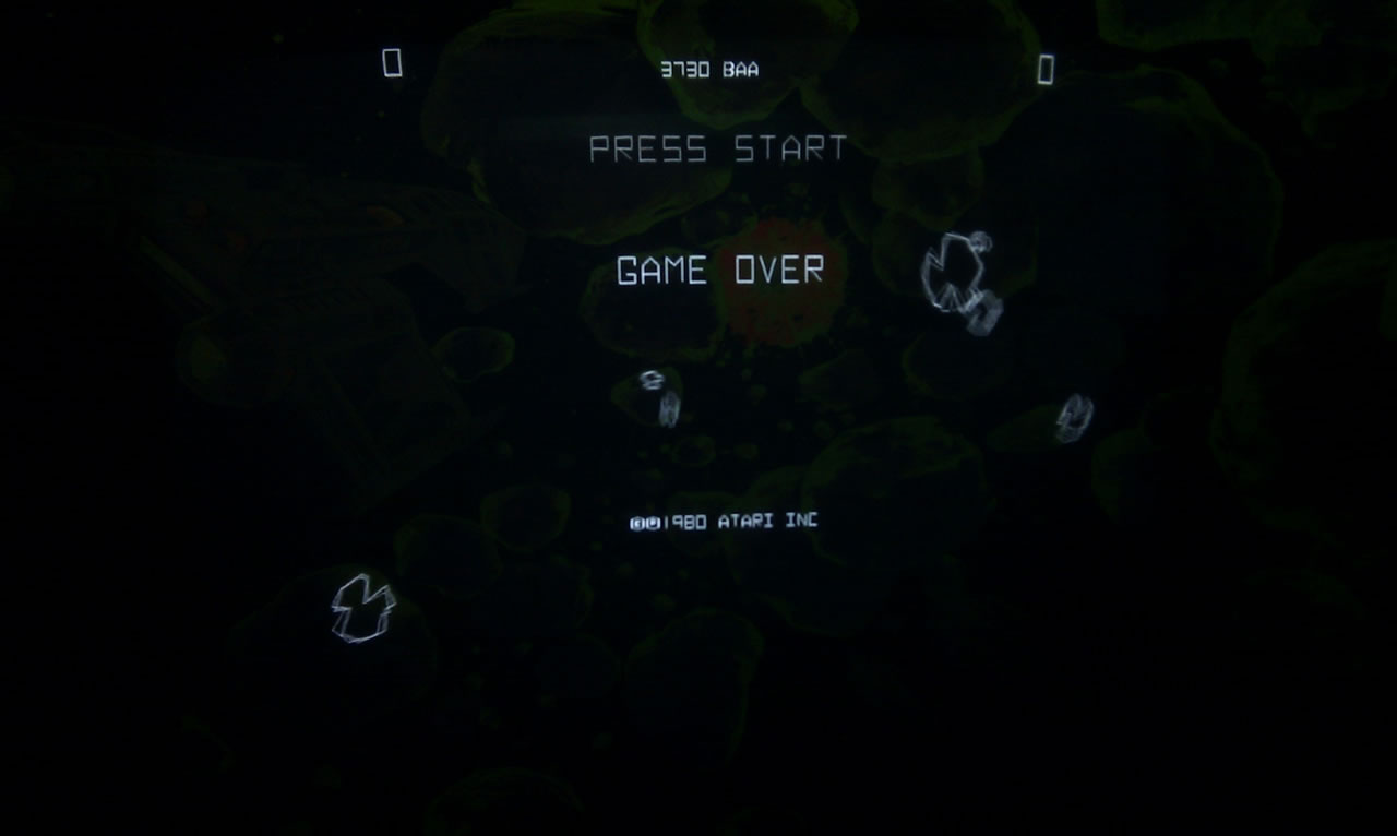 Asteroids Deluxe Repair Logs - Arcade Otaku Wiki