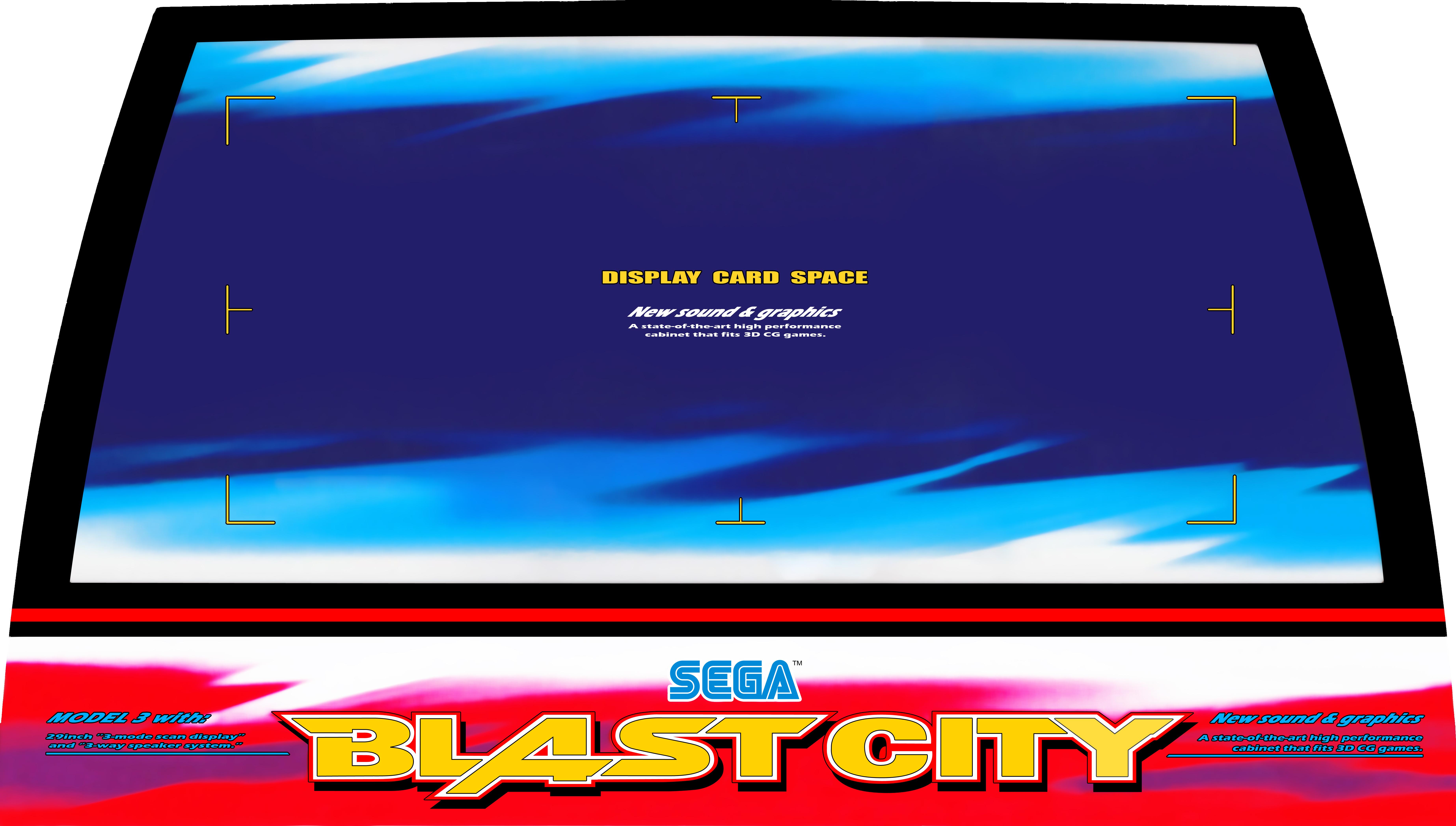 Sega Blast City