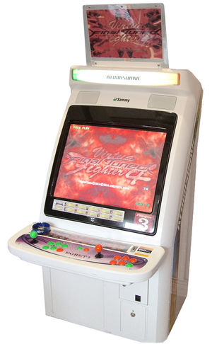 Sammy Atomiswave SD - Arcade Otaku Wiki